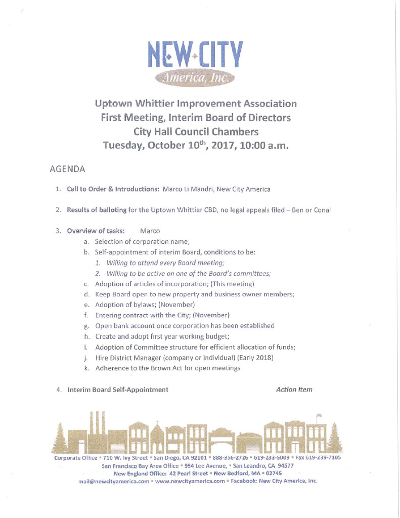 thumbnail of Interim Board Meeting Agenda 10-10-2017