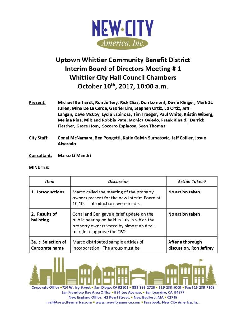 thumbnail of UWIA Interim Board Minutes 10-10-2017